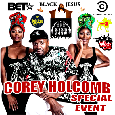 Corey Holcomb (Celebrity Show)