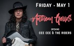 Image for Anthony Gomes • Cee Cee & The Riders