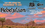 Image for POSTPONED: Rebelution Good Vibes Summer Tour 2021