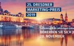 Image for Verleihung des 25. Dresdner Marketing-Preis 2019