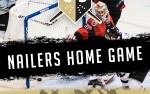 Image for Game 34 - Mar 25, 2020: Wheeling Nailers vs Adirondack Thunder
