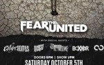 Image for 10 YEARS LATER// FEAR THE UNITED 10 YEAR ANNIVERSARY SHOW