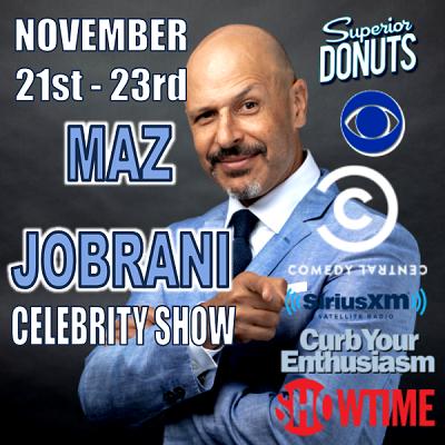 Maz Jobrani (Celebrity Show)