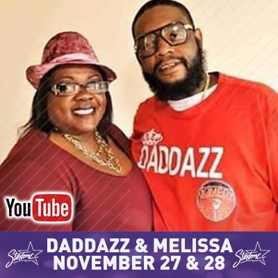 Daddazz and Melissa