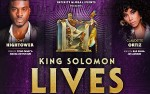 Image for King Solomon Lives! Featuring Tony Hightower