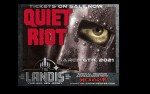 Image for QUIET RIOT with HeadSoup $79