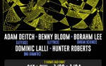 Image for Adam Deitch & Eric Benny Bloom (Lettuce), Dominic Lalli (Big Gigantic), Borahm Lee (Break Science), Hunter Roberts *EARLY SHOW*
