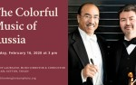 Image for Bloomington Symphony Orchestra:  The Colorful Music of Russia
