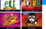 Image for 2018 - 2019 Broadway Wed & Sun Eve Season