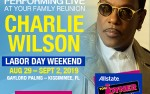 Image for The One More Time Experience featuring Charlie Wilson & Friends