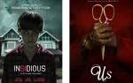 Image for INSIDIOUS (2010) & US (2019)