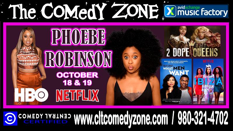 Pheobe Robinson (Celebrity Show)