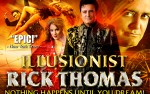 Image for Illusionist Rick Thomas