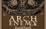 Image for ARCH ENEMY/GOATWHORE/UNCURED 18+