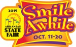 Image for 2019 Arkansas State Fair Gate Admission