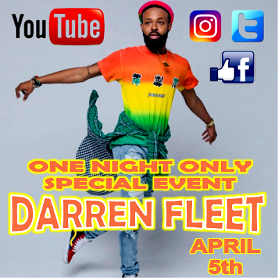Darren Fleet (Special Event)
