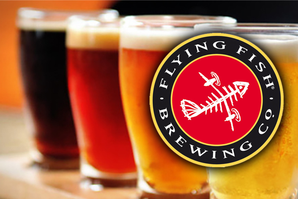Beer Tasting: Flying Fish Brewing Co.