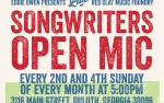 Image for Songwriters Open Mic, hosted by Eddie Owen