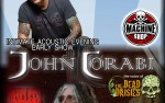 Image for MIKE TRAMP of WHITE LION / JOHN CORABI 18+