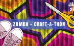 Image for Zumba + Craft-A-Thon