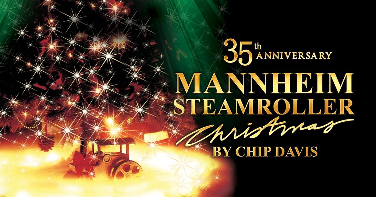 Mannheim steamroller tour dates 2020