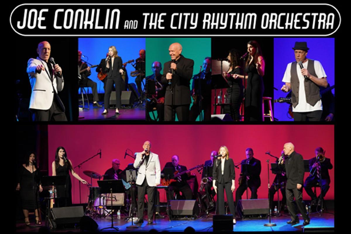 Joe Conklin and the City Rhythm Orchestra (6 PM)