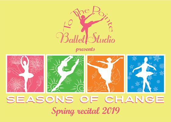 Seasons of Change 2019