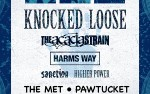 Image for Knocked Loose, The Acacia Strain, Harm's Way, Sanction, Higher Power