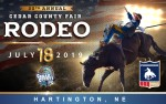 Image for Cedar County Fair Rodeo