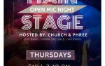 Image for THE MAIN STAGE OPEN MIC - Hosted by Church & Phree