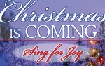 Image for JC Chorus presents Christmas is Coming, Sing for Joy - 7 PM