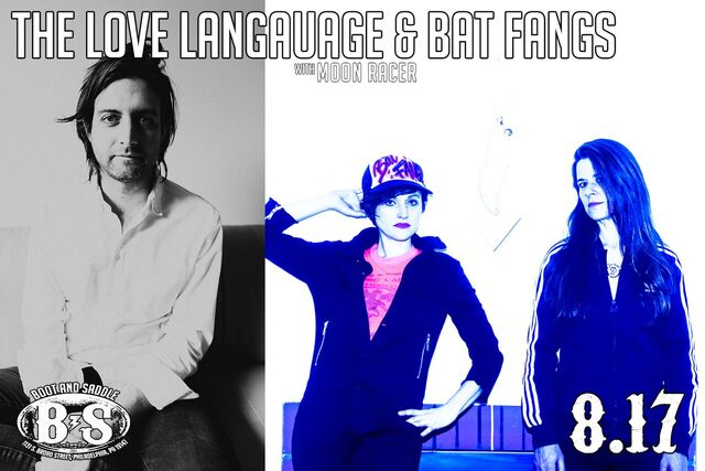 The Love Language & Bat Fangs