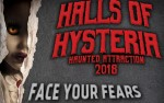 Image for Halls of Hysteria Haunted House