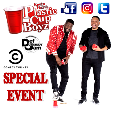 The Plastic Cup Boyz (Celebrity Show) 2019