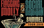 Image for Flogging Molly & Social Distortion Summer Tour 2019 with Devil Makes Three and Le Butcherettes
