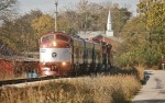 Image for Fall Fest Excursion Train