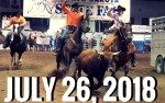 Image for RANCH RODEO-THURSDAY