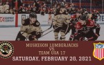 Image for Muskegon Lumberjacks vs Team USA U17