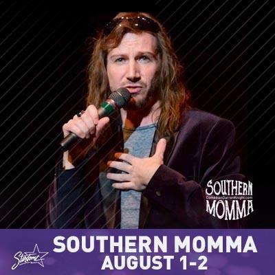 Darren Knight aka Southern Mama