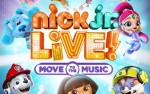 Image for Nick Jr. Live! Move to the Music
