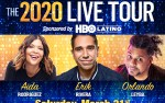 Image for Entre Nos 2020 Live Tour Sponsored by HBO Latino
