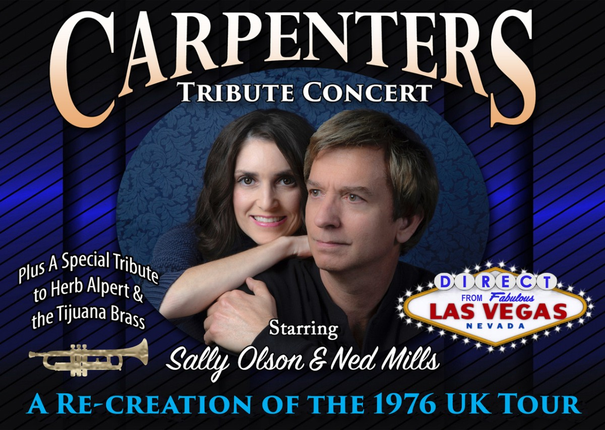 Carpenters Tribute Concert St. Sally Olson & Ned Mills