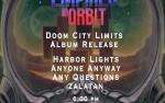 Image for Empires In Orbit - Doom City Limits Album Release