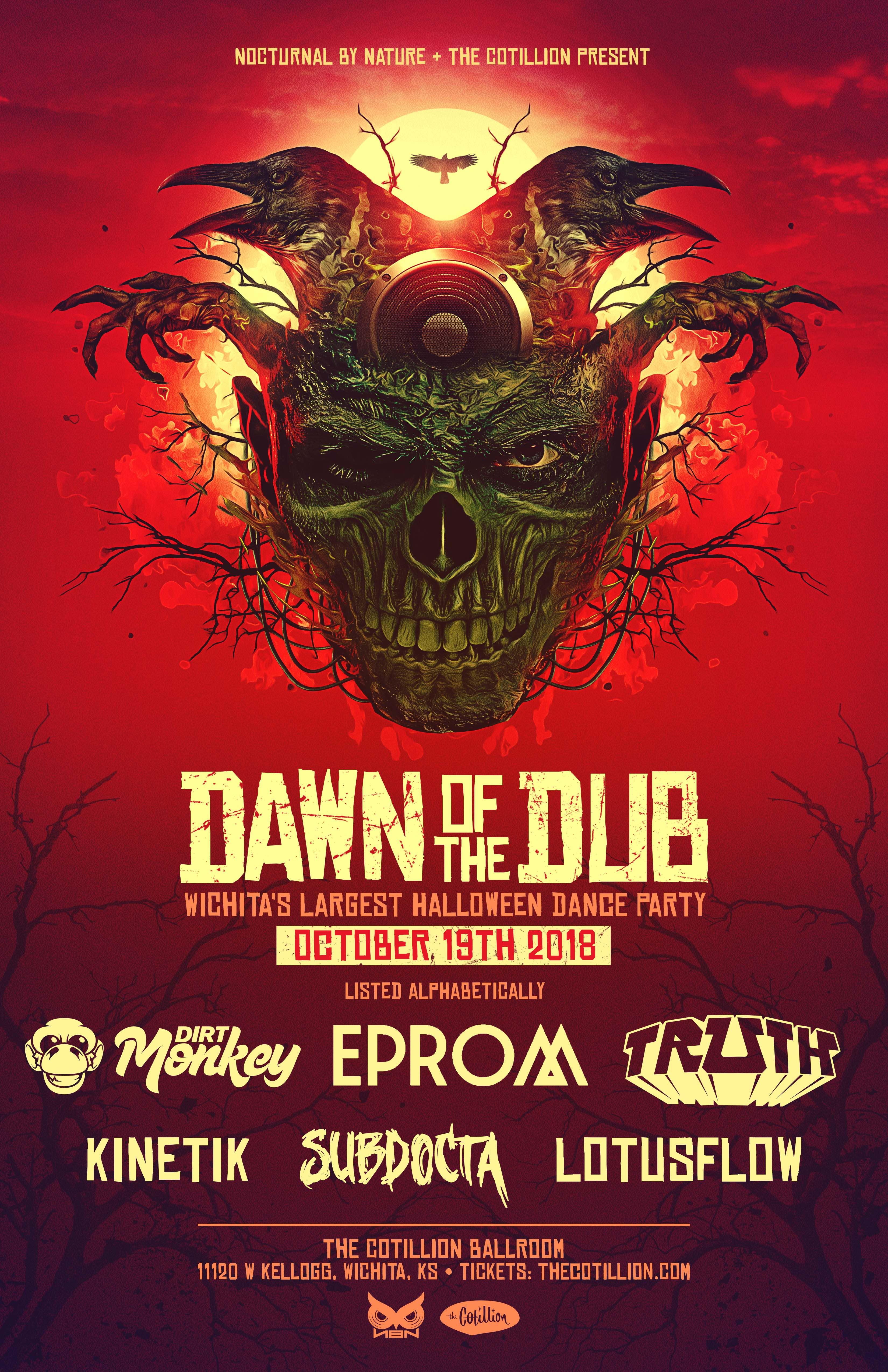 dawn of the dub 9 wdirt monkey truth eprom