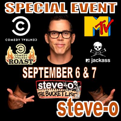 Steve-O (Celebrity Show)