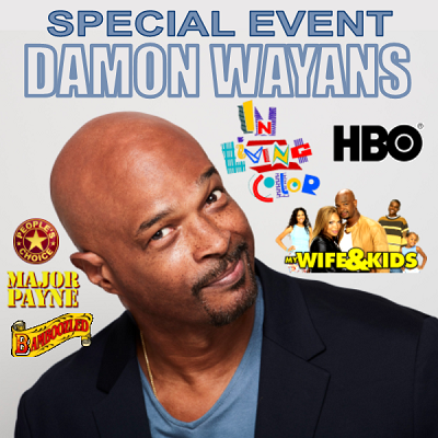 Damon Wayans (Special Event)
