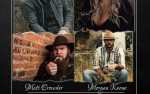 Image for CROSSROADS NASHVILLE ROUND featuring members of THE MEGAN DOSS BAND and JUKEBOX REHAB