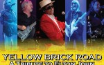 Image for YELLOW BRICK ROAD A TRIBUTE TO ELTON JOHN presented by Sun Concerts
