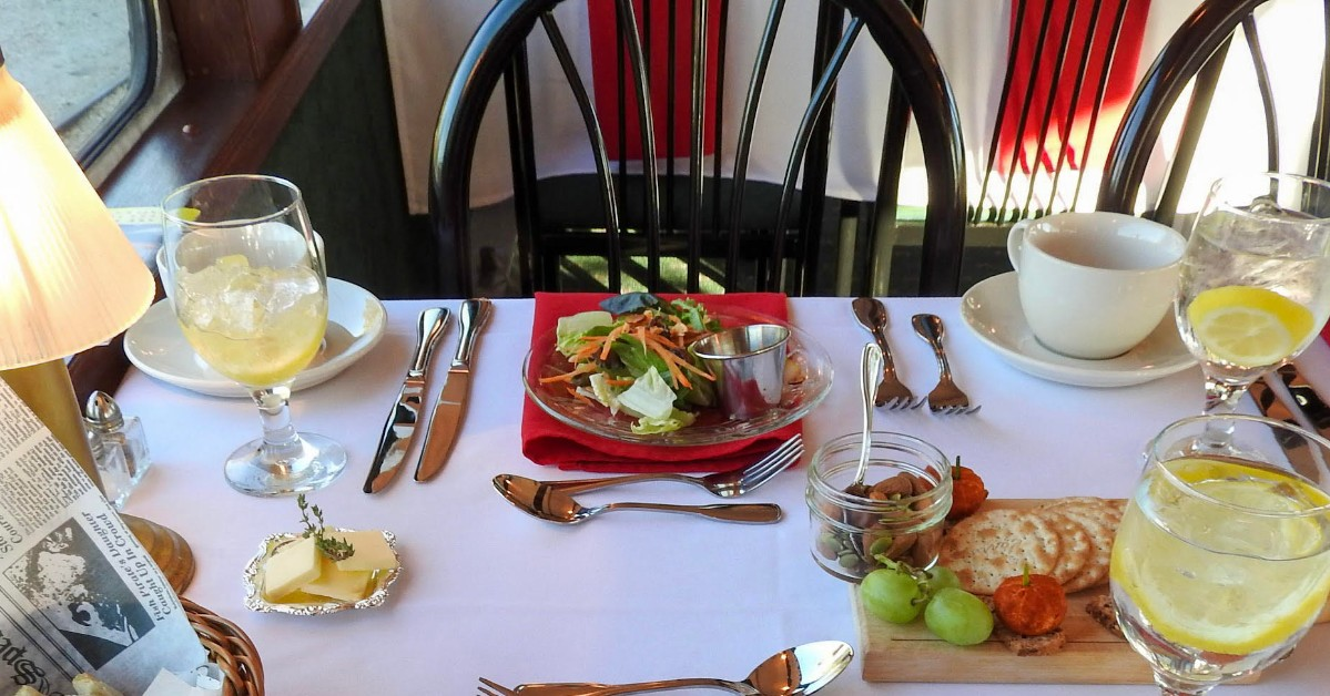 Sweetest Day Dinner Train at East Troy Electric Railroad ...