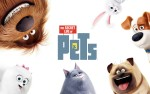 Image for Secret Life of Pets - Family Movie Night
